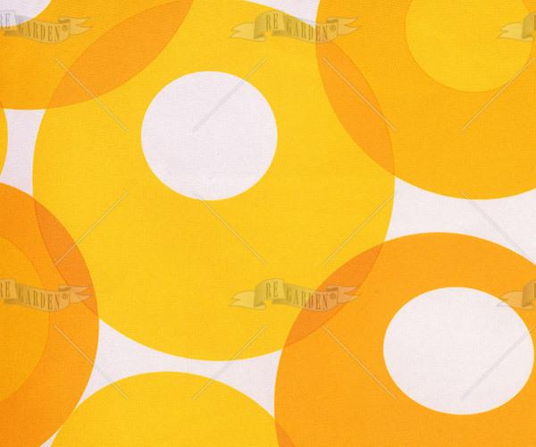 Pillow rettangolare Bolle Arancio - 2